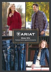 Katalog Ariat Winter 2014