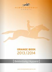 The Orange Book 2013 / 2014 Bekleidung / Apparel