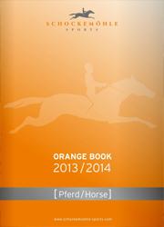 The Orange Book 2013 / 2014 Pferd / Horse